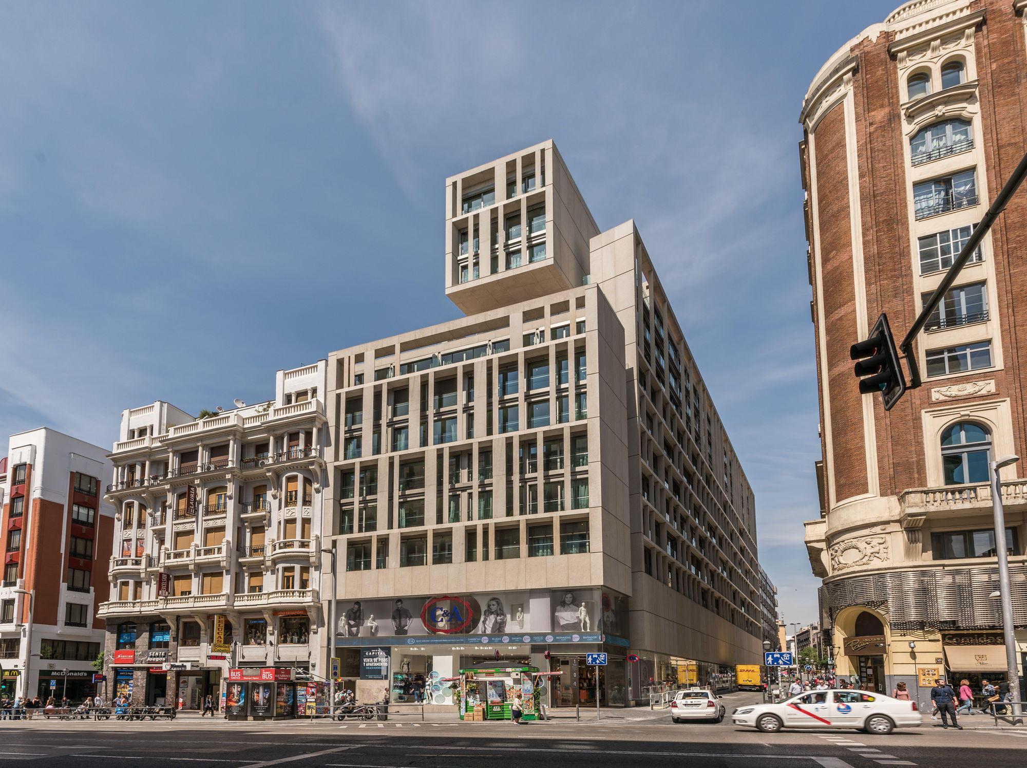 Hotel en Europa Gran Vía Capital
