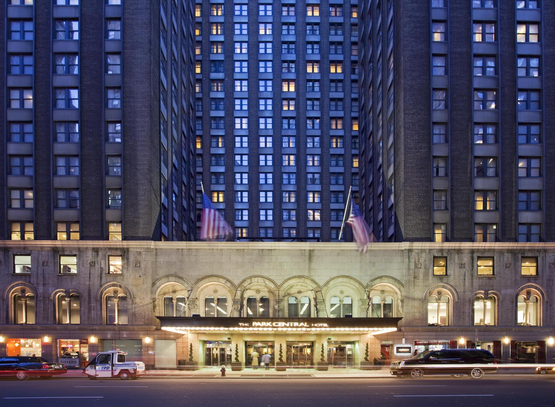 Hotel en Nueva York Park Central New York