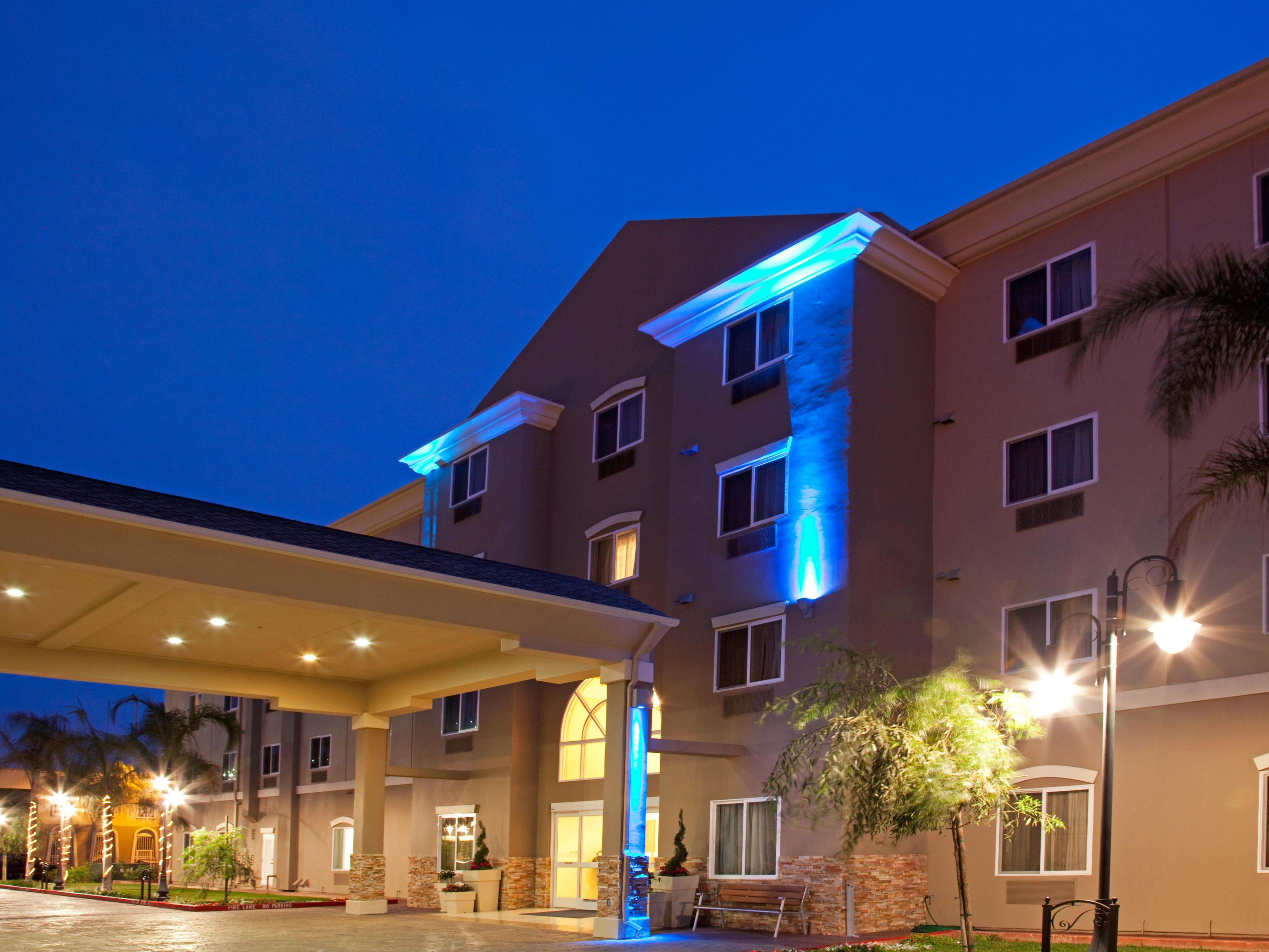 Hotel en Estados Unidos Holiday Inn Express Los Angeles Airport Hawthorne
