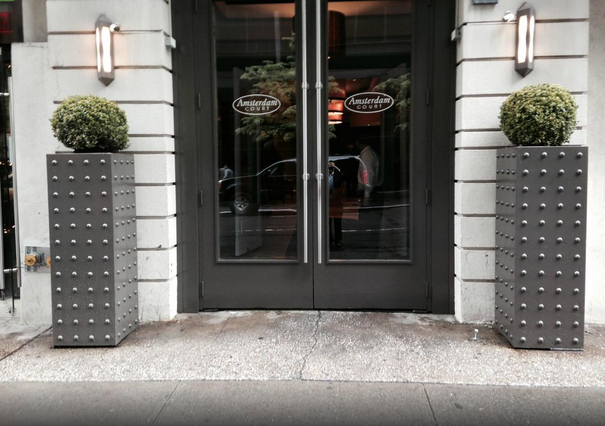 Hotel en Nueva York Amsterdam Court