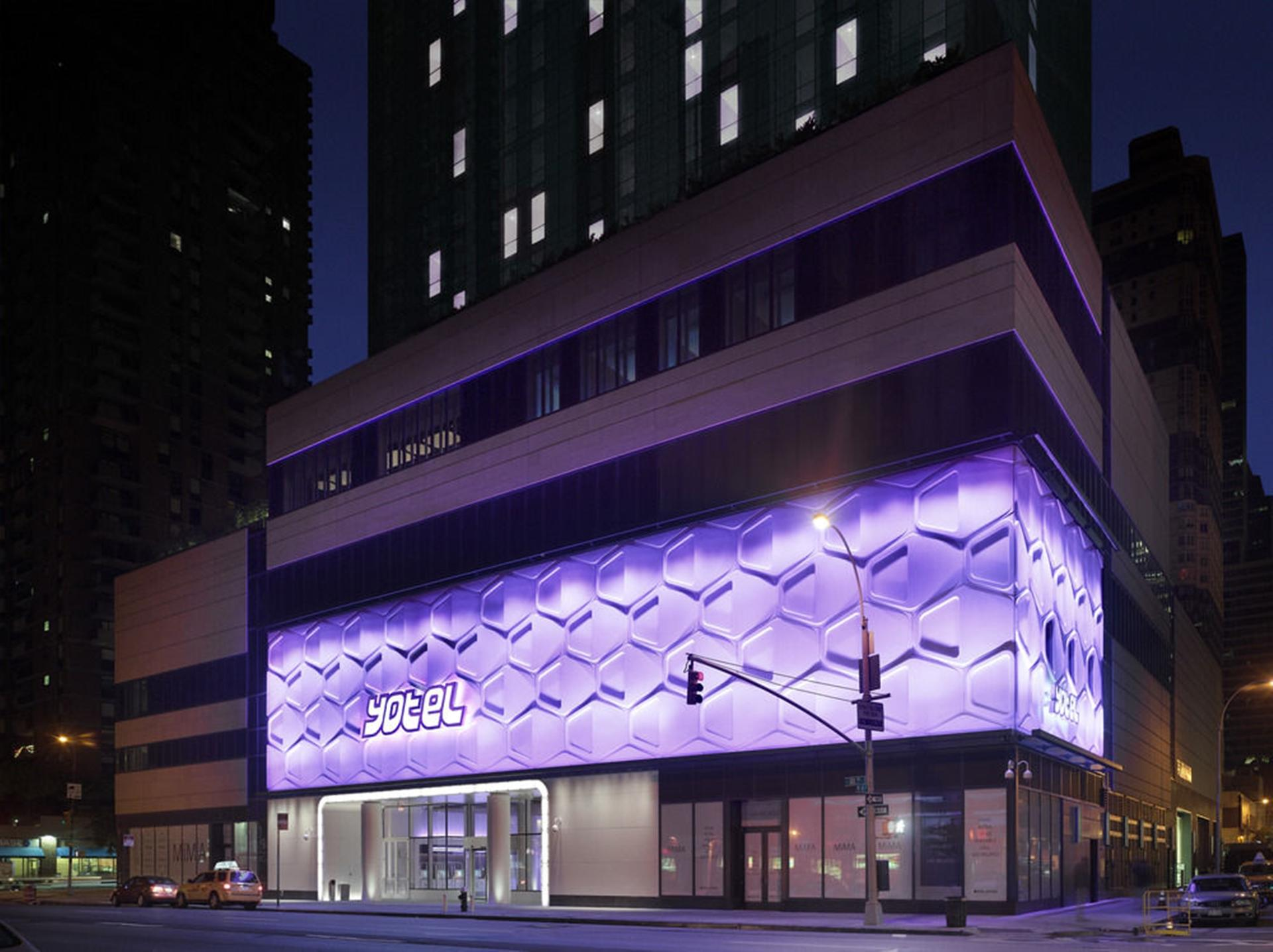 Hotel en Nueva York YOTEL New York at Times Square