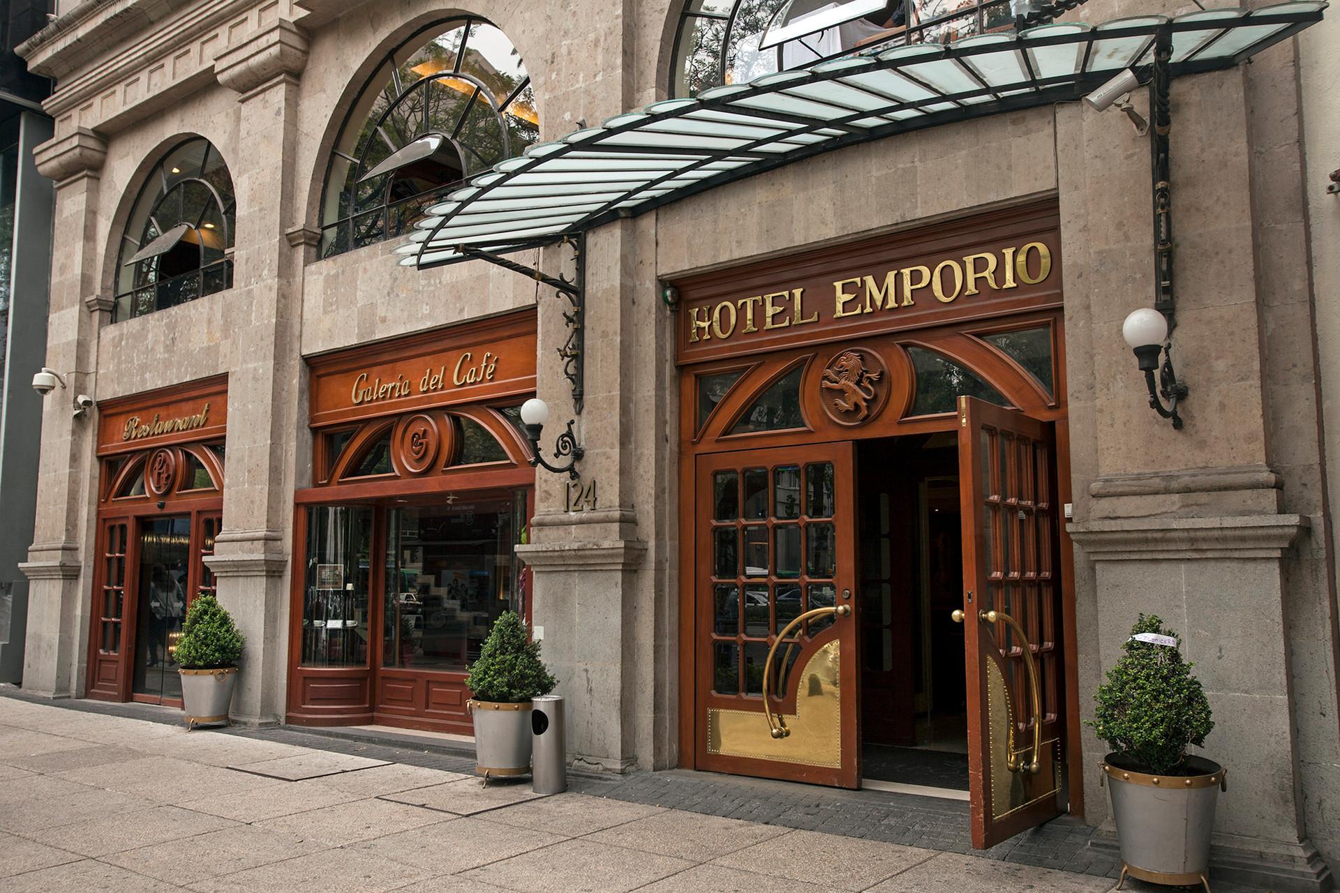 Hotel en México Emporio Reforma