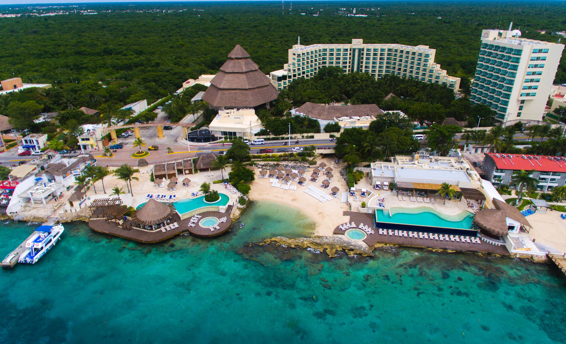 HOTELES EN COZUMEL  travelviajescommx