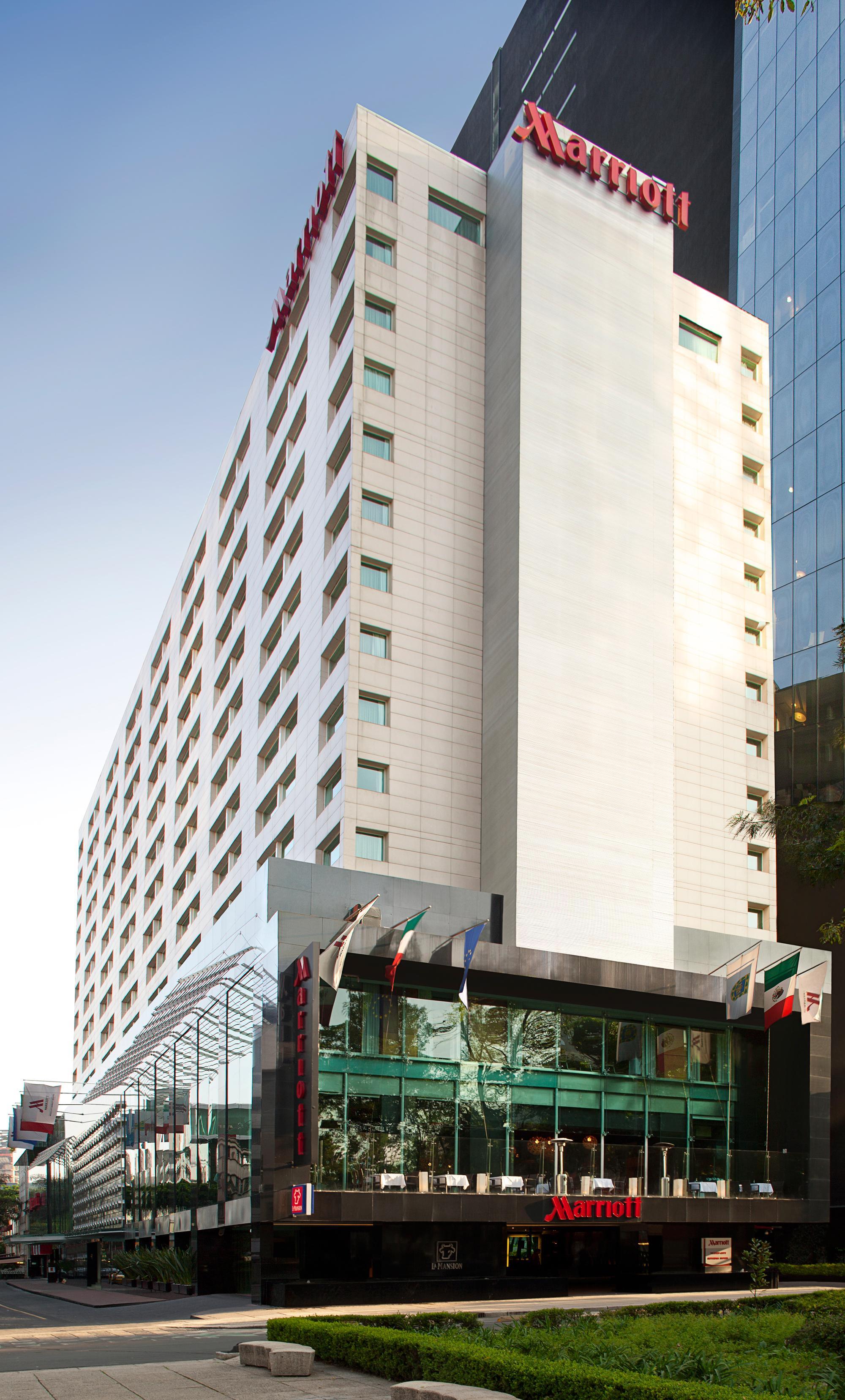 Hotel en México Mexico City Marriott Reforma Hotel