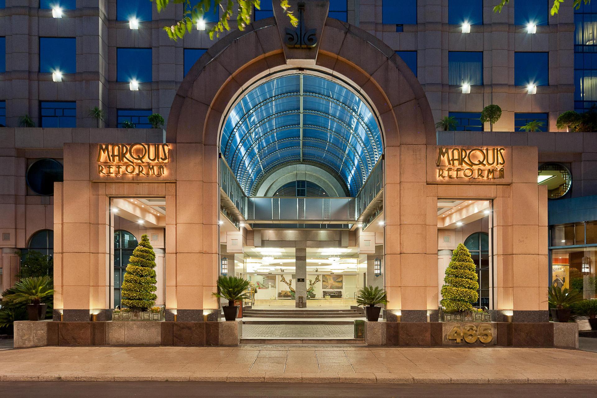 Hotel en México Marquis Reforma