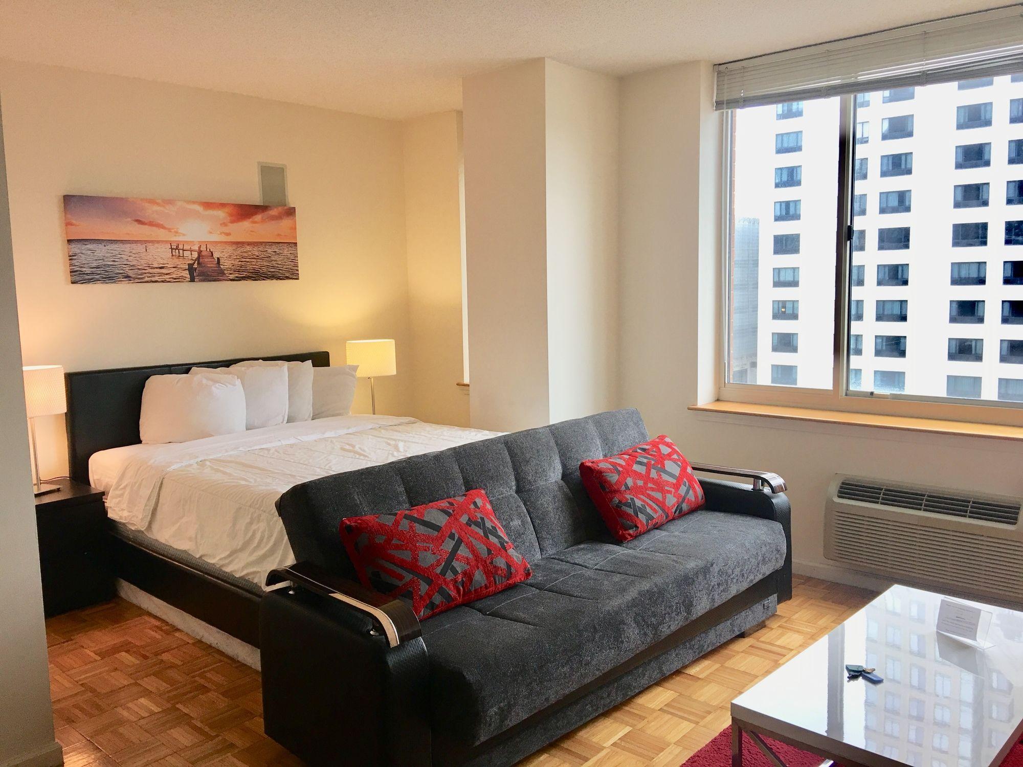 Hotel en Nueva York Skyview Luxury Suites - New York City