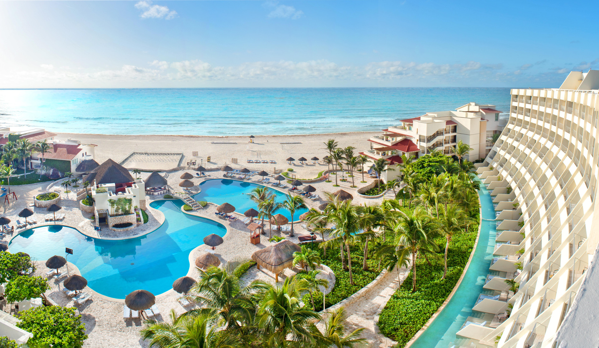 Grand Park Royal Luxury Resort Cancún