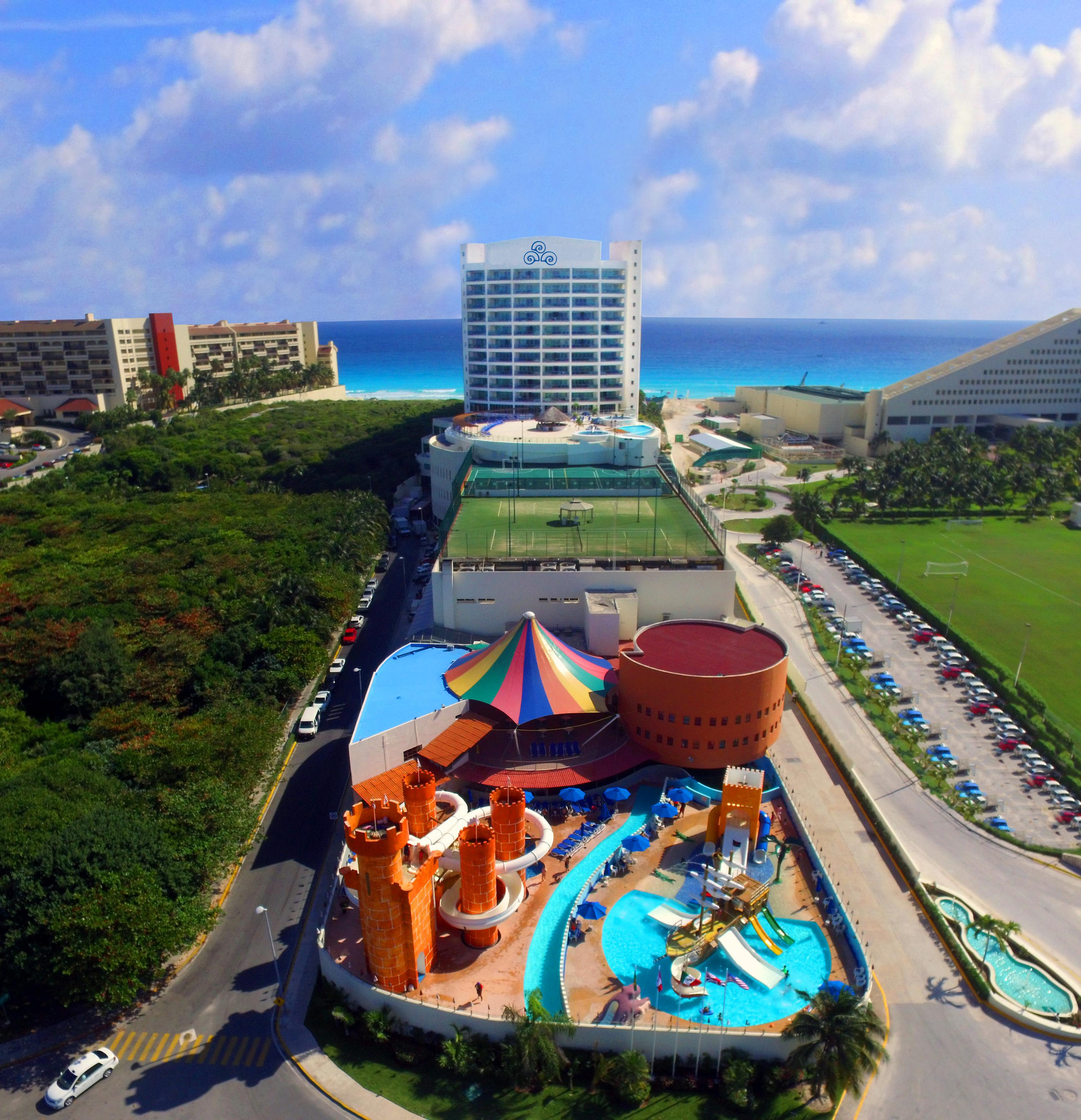 Hotel en Cancún Seadust Cancun Family Resort
