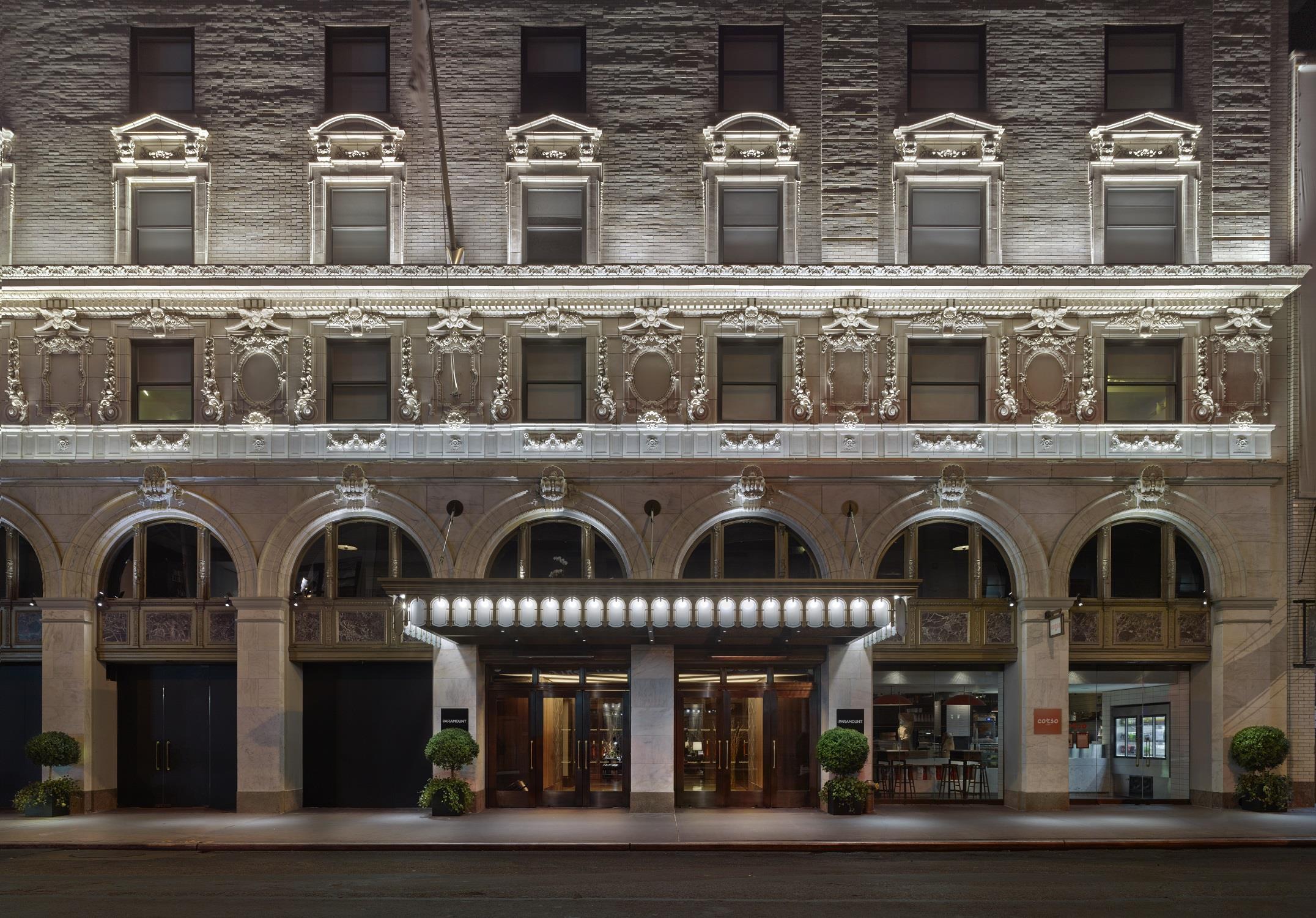 Hotel en Nueva York Paramount Hotel Times Square New York