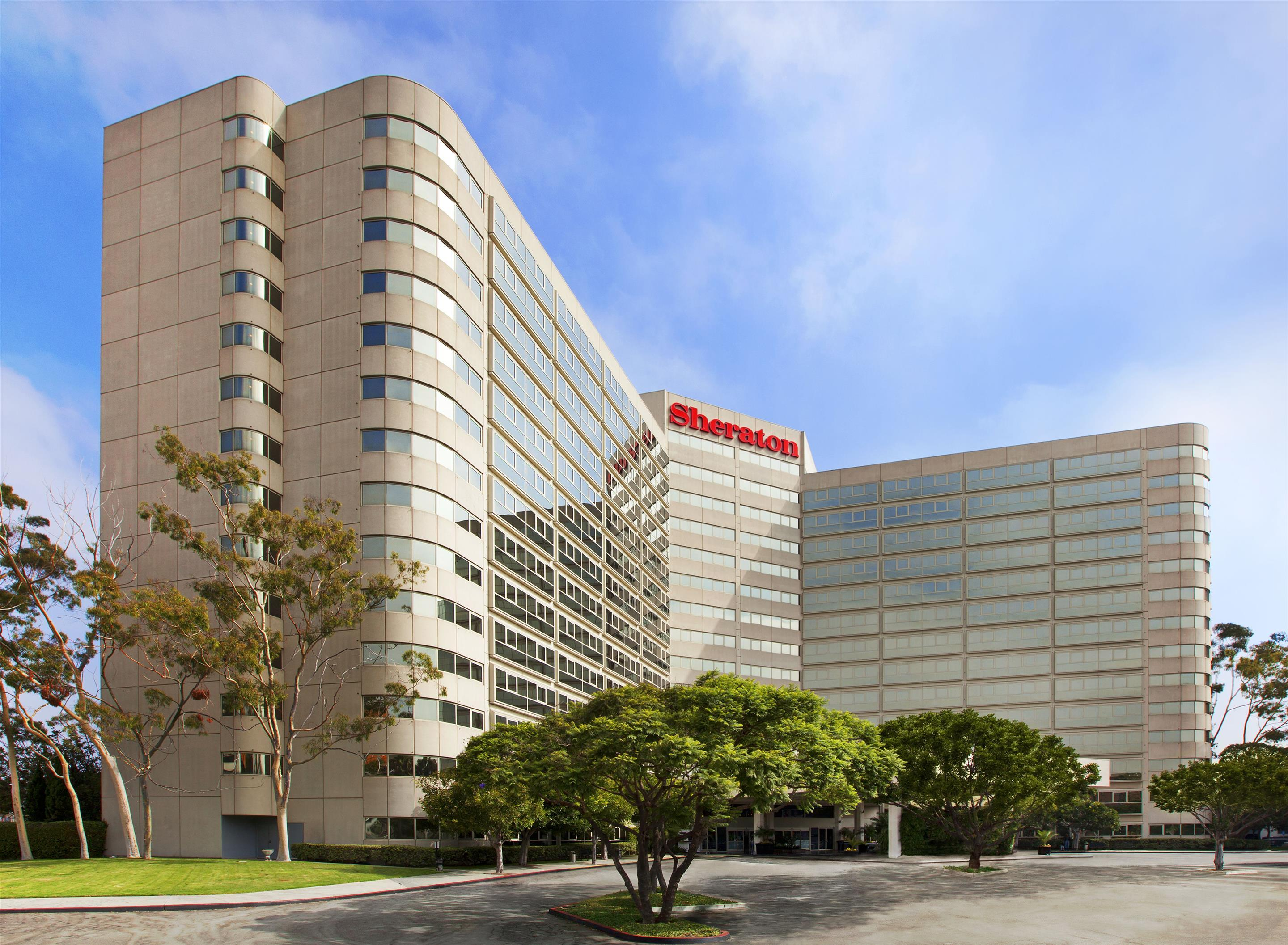 Hotel en Estados Unidos Sheraton Gateway Hotel Los Angeles Airport