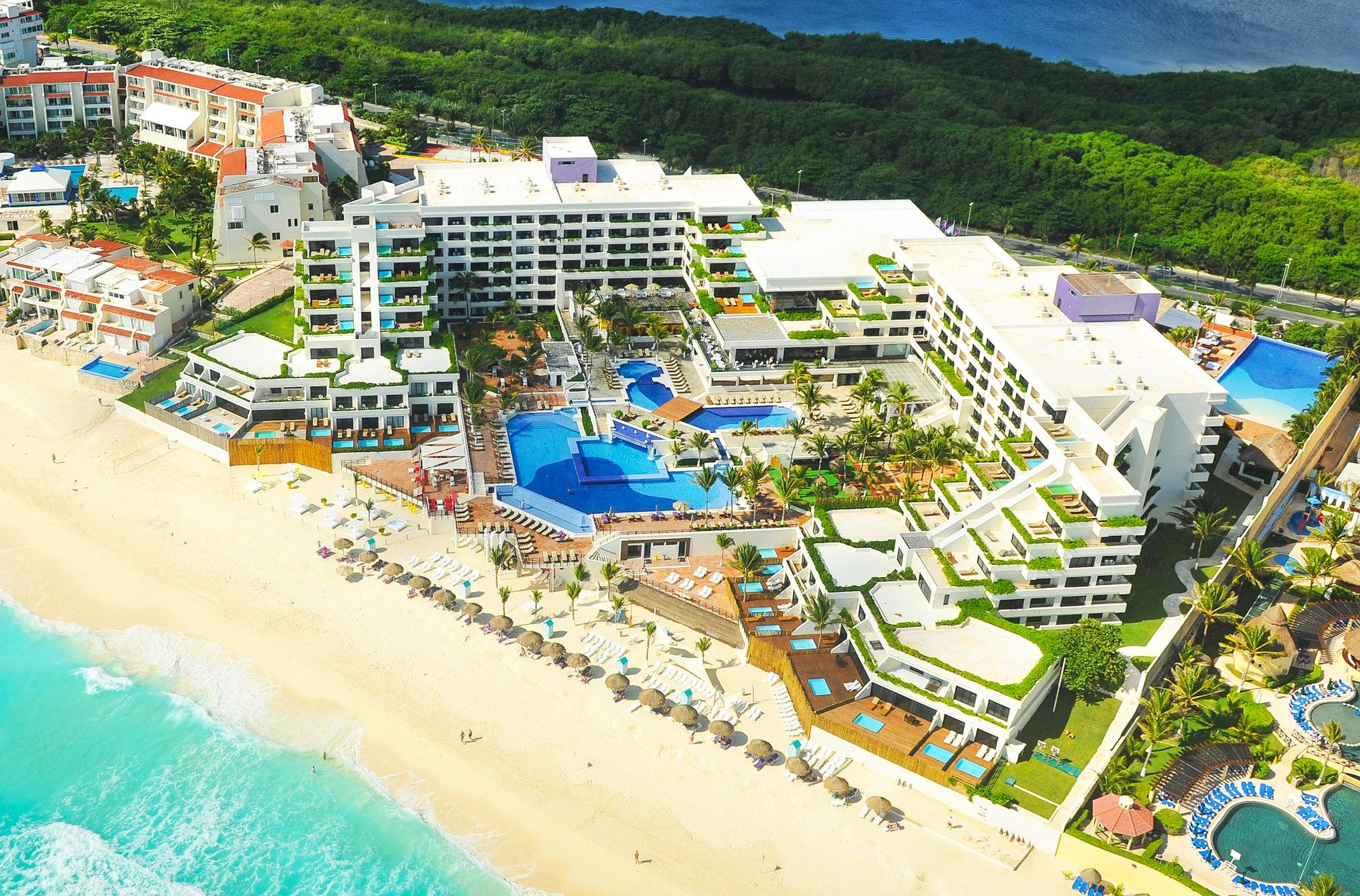 Hotel en Cancún Grand Oasis Sens - Adults Only All Inclusive