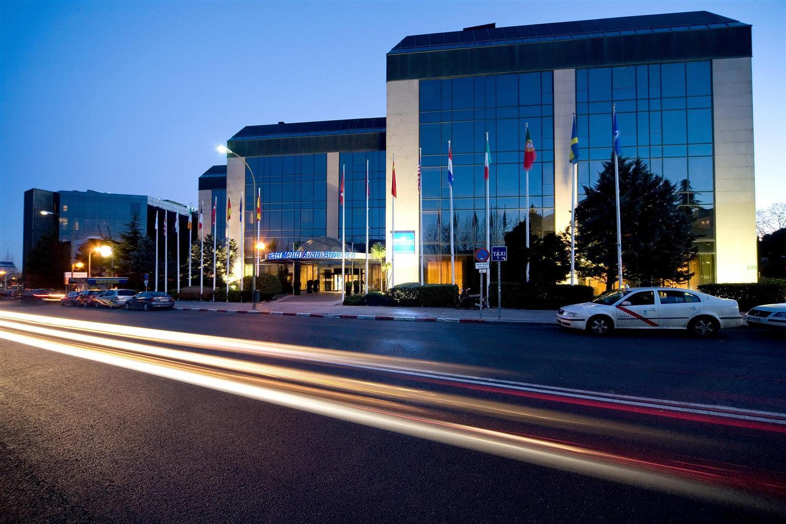 Hotel en Europa Meliá Avenida América