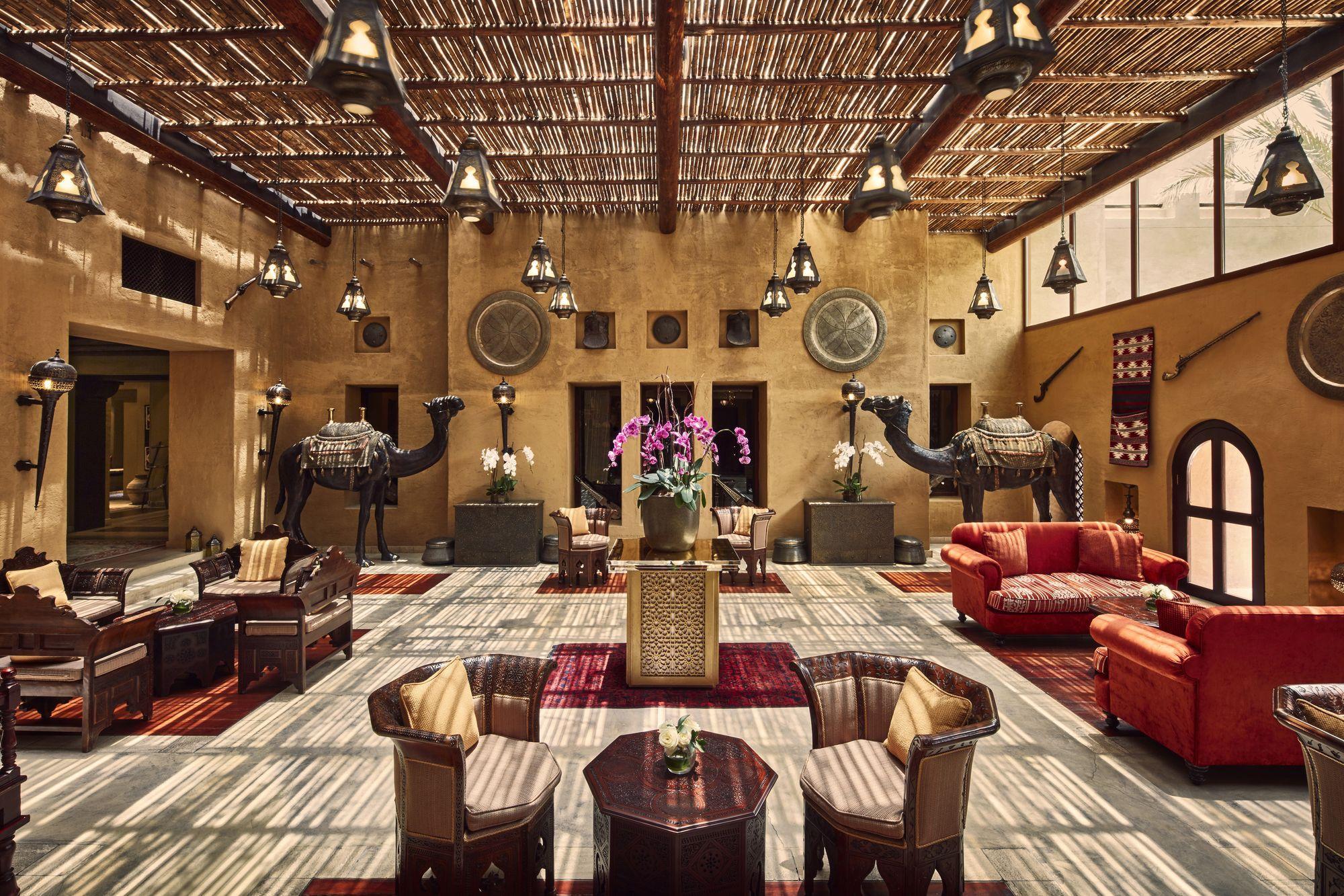 Hotel Bab Al Shams Desert Resort And Spa Travelviagem Com Br