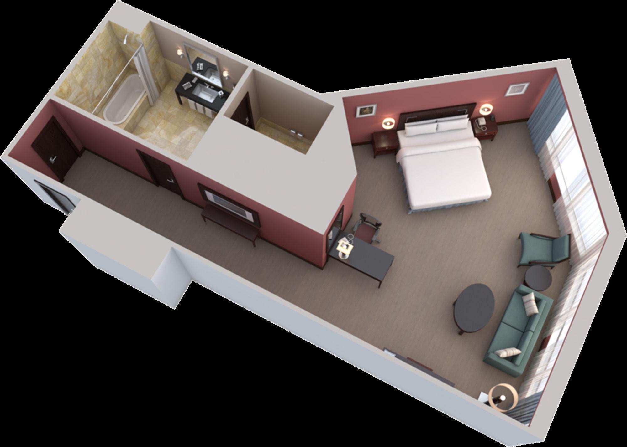 Equipamiento de Habitación
