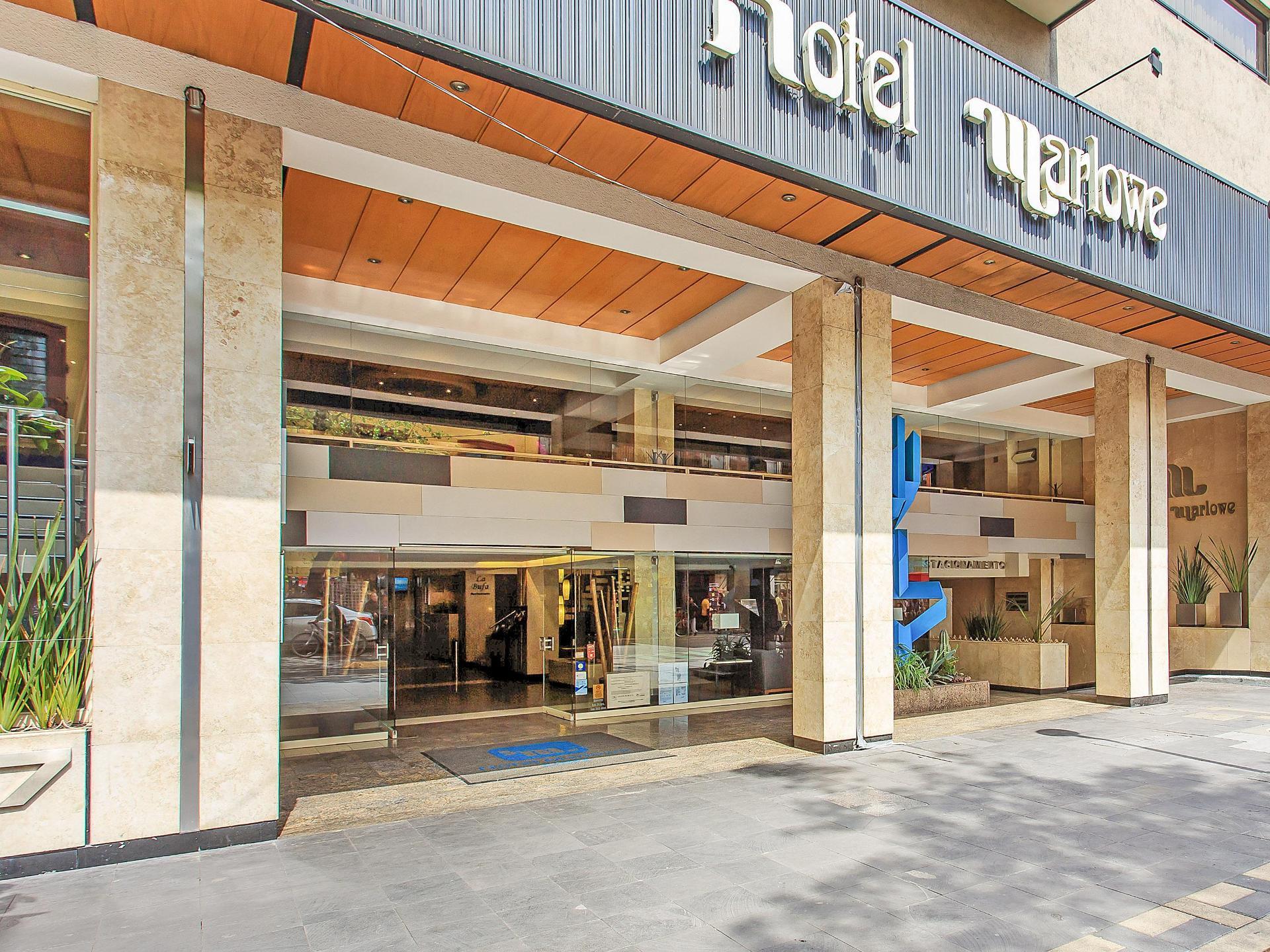 Hotel en México Hotel Marlowe