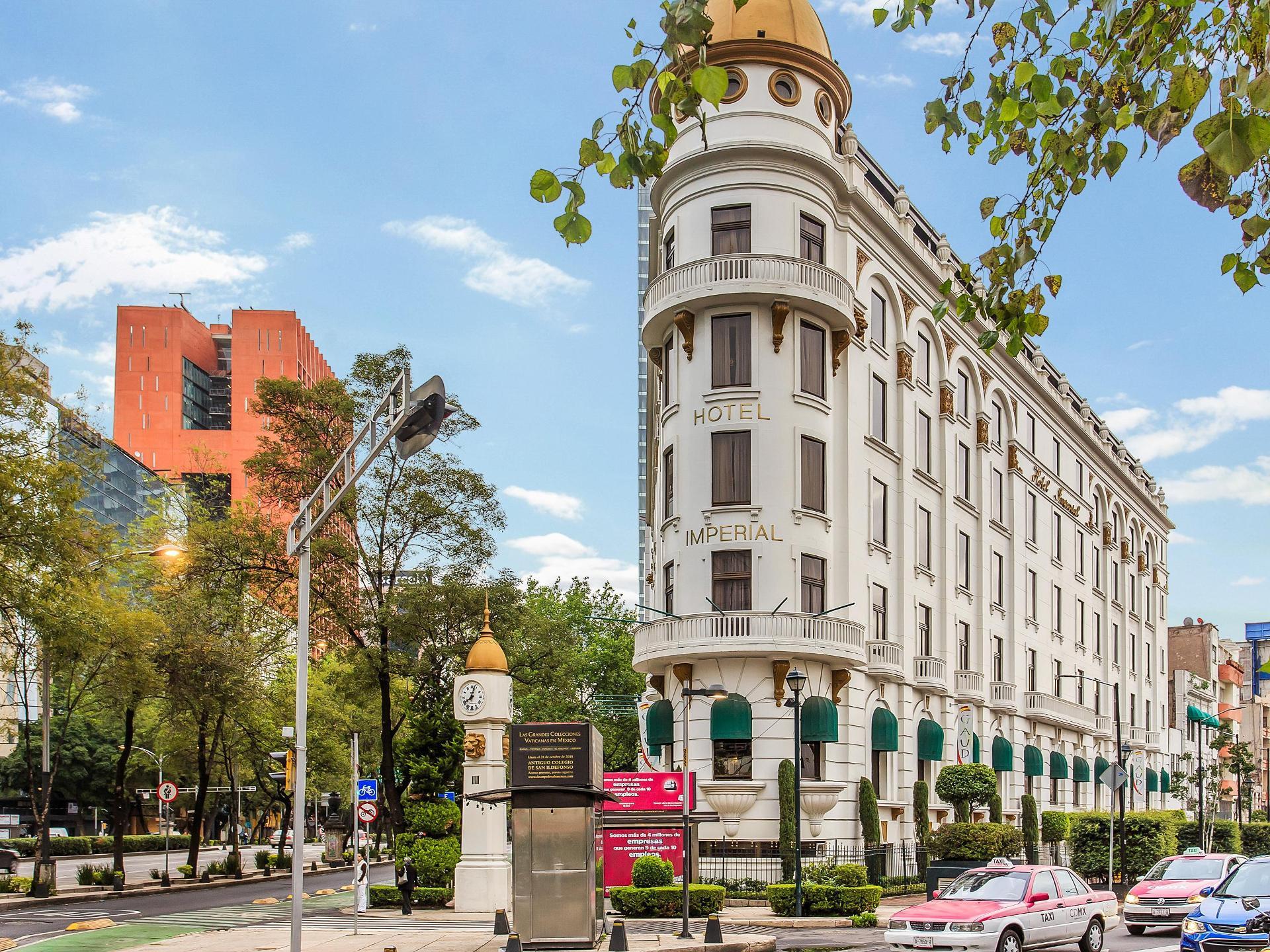 Hotel en México Hotel Imperial Reforma