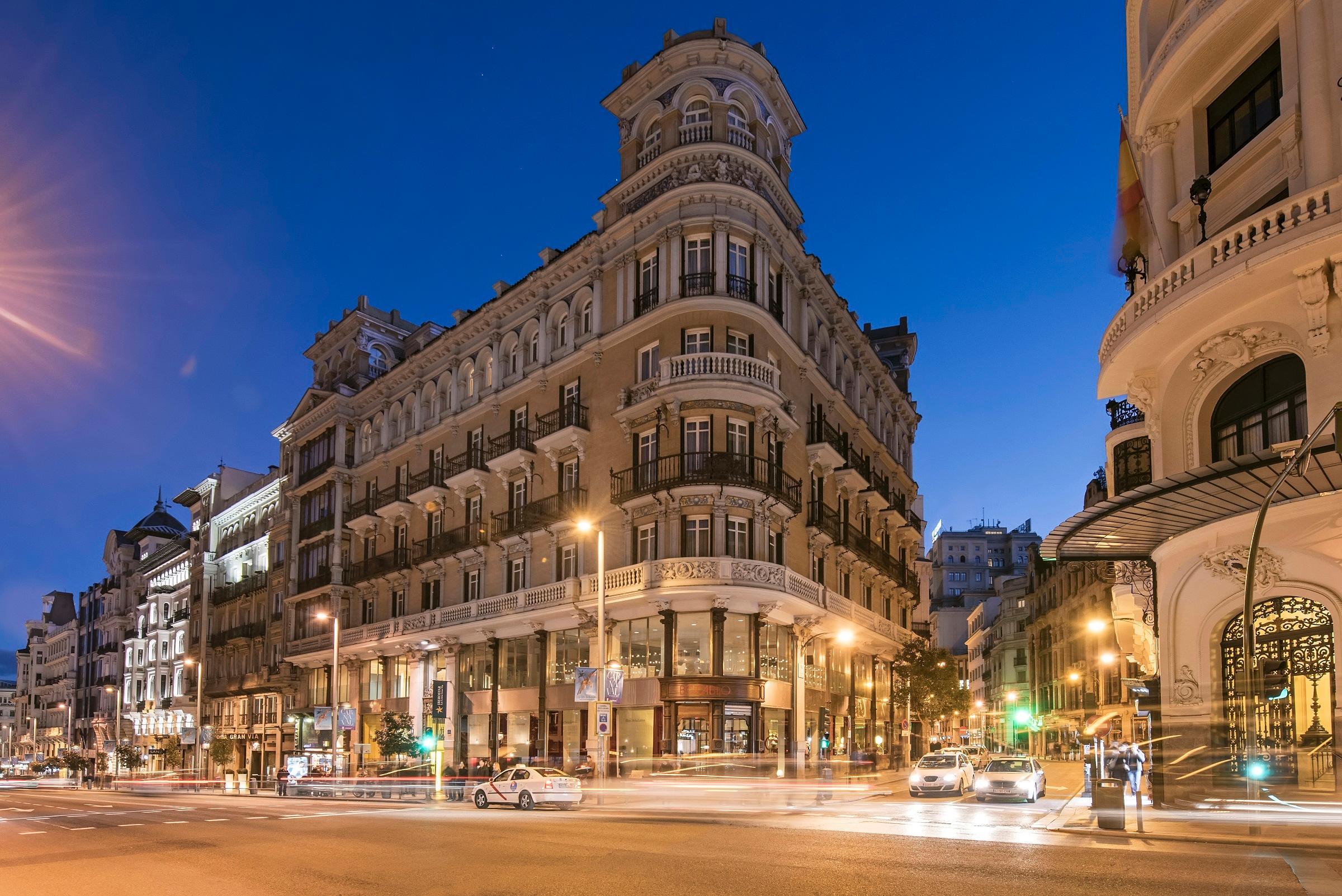 Hotel en Europa Iberostar Las Letras Gran Via