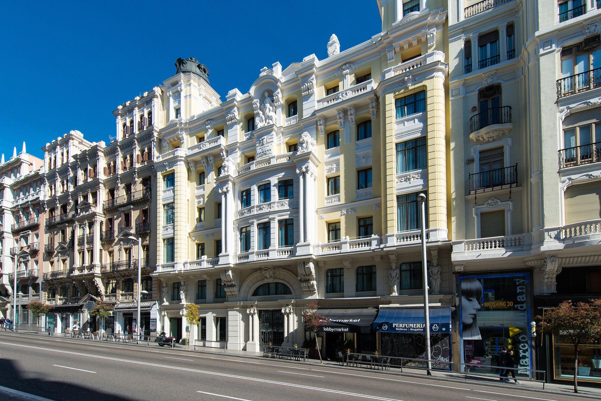 Hotel en Europa Vincci The Mint