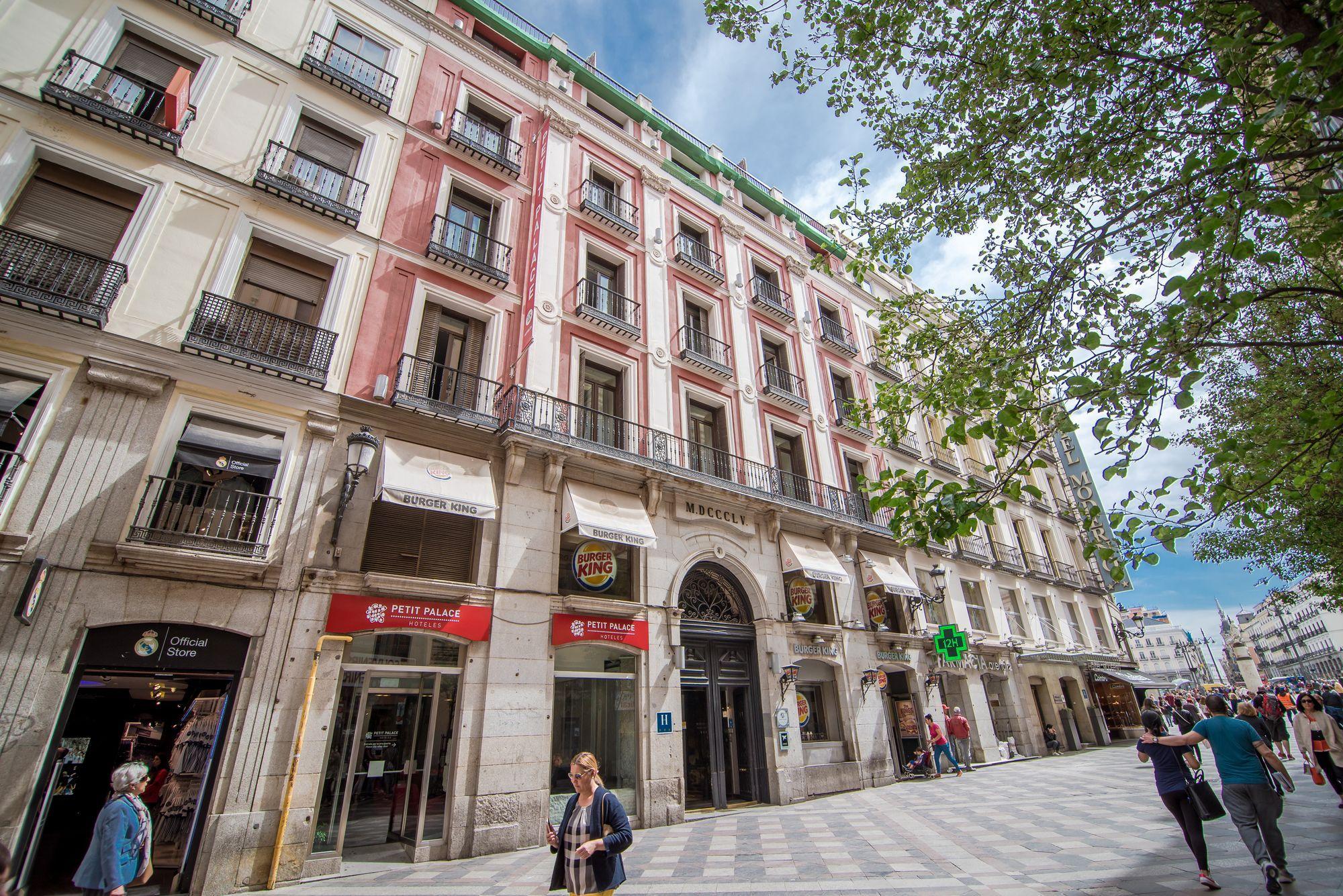 Hotel en Europa Petit Palace Puerta del Sol