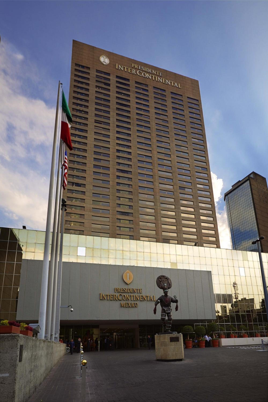 Hotel en México Presidente Intercontinental Mexico City
